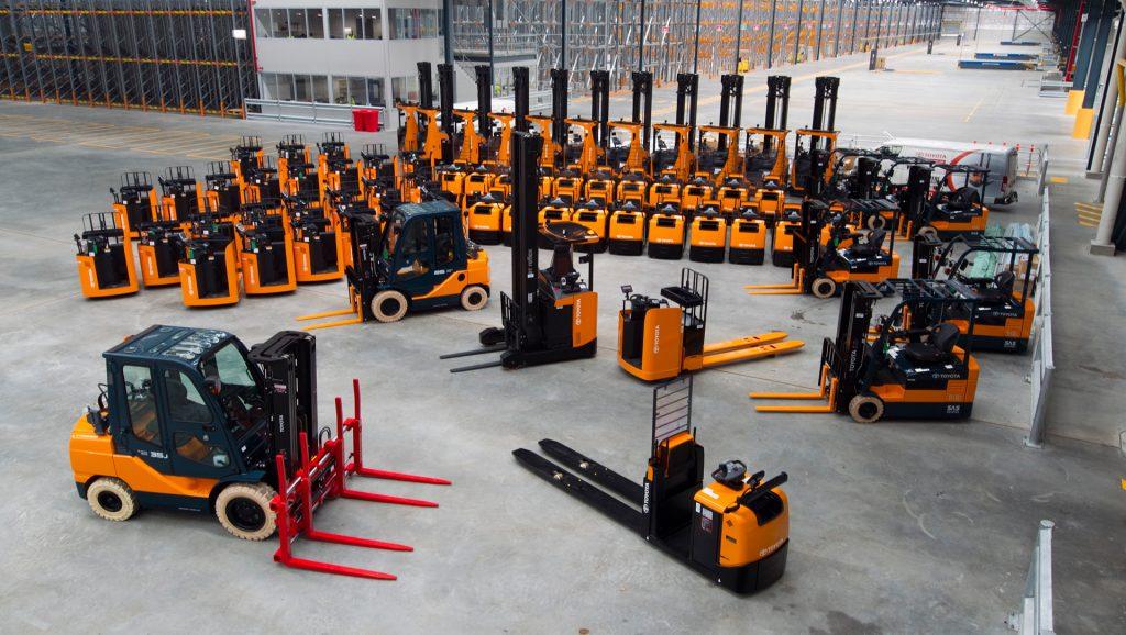 Cihan Makina Forklift Satış